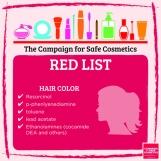 Redlist-hair-color